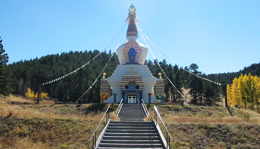 Shambhala Mountain Center Colorado Great Stupa Dharmakaya