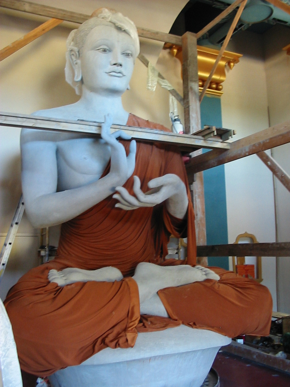 Shambhala Mountain Center Buddha